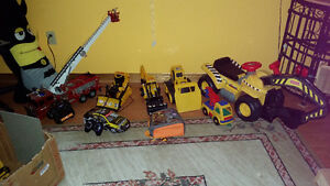 Construction toys and more