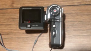 Perfect starter Camcorder for your son or daughter.