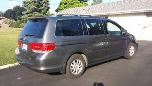 Very Clean 2008 Honda Odyssey EX-L with RES