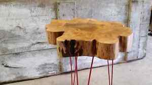 Spalted Maple side table