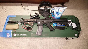 Mint - CM16 Raider Long G and G with upgrades and mask