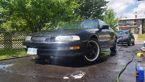 1996 Honda Prelude Srv Coupe (2 door)