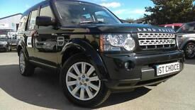 2011 LAND ROVER DISCOVERY 4 SDV6 HSE 2012 MODEL 8 SPEED GEARBOX 59000 MIL