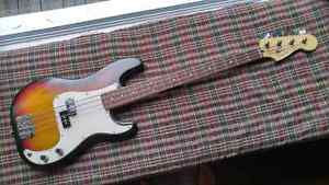 2006 Fender Precision - Made in USA