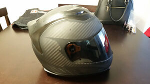 Icon Ghost Airframe Motorcycle Helmet