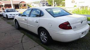 2005 Buick Allure Berline