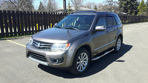 2013 Suzuki Grand Vitara JLX-L SUV, top loaded