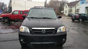 2006 Mazda Tribute Alloy wheels Auto 164,000km Safety/E-tested! Kitchener / Waterloo Kitchener Area image 2