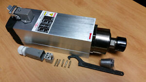 Spindle Motor 5HP, 18,000 RPM