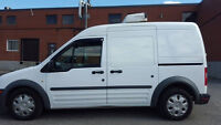 2010 Ford Transit Connect Reefer Refrigerateur