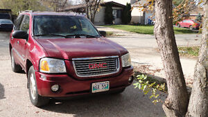 2006 GMC Envoy SLE(READY FOR THE WINTER SUV)