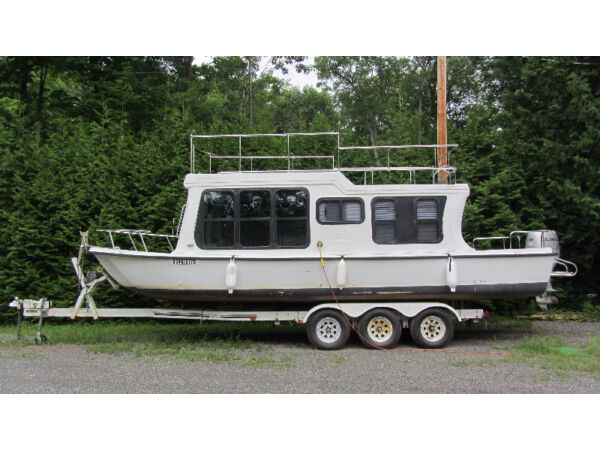 Other adventure for sale canada for Used adventure craft 28