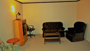 For rent, a Clean,Quiet Basement. Female roommate.450.00.Sherwoo