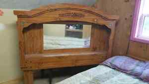Beautiful head boards excellent condition