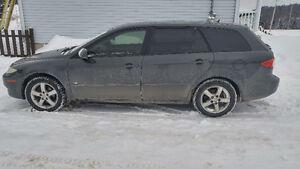 2004 Mazda Mazda6 Wagon Familiale