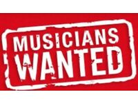 Bassist and Drummer NEEDED!