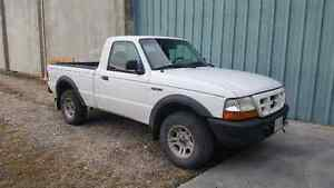 1999 Ford Ranger Xl Pickup Truck