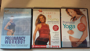 prenatal dvd workout