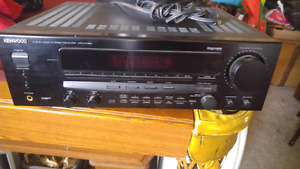 Kenwood Audio/Video Stereo Receiver