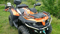 **$34 PER WEEK!** NEW 2016 MODEL**CFORCE 500cc 2-UP ATV 4x4 EPS
