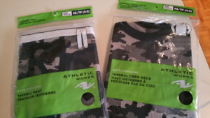 4/5T Boys Thermal set....BRAND NEW IN PACKAGES