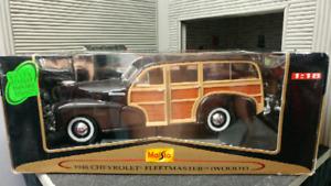 Diecast auto miniature