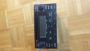 2011 Subaru Wrx Limited OEM Radio With Bluetooth
