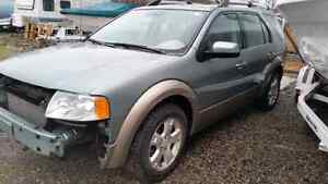 07 ford freestyle