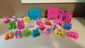 McDonald Happy Meal Large Shopkins Toys - 20 Total