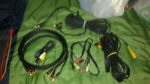Audio/Video Wires TV/stereo