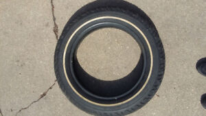 Motorcycle touring front tire Mt90B16