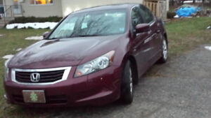 2009 Honda Accord LE