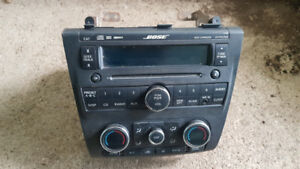 2008 Nissan Altima Bose Radio / Auto Climate Control Best Offer