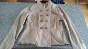 Woman's large old navy light jacket