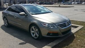 2009 Volkswagen CC Cuir Berline Highline