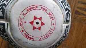World cup soccer ball from Mexico 86 London Ontario image 3
