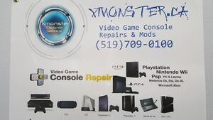 Xmonster.ca Video Game Console Repairs & Collectables London Ontario image 1