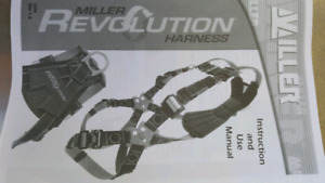 Fall Arrest / Safety Harness