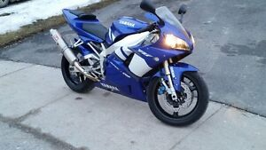 YZF-R1 DONT WAIT FOR SPRING