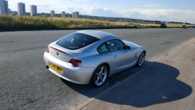 BMW Z4 Coupe 3.0si manual