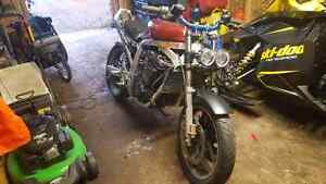 1988 GSXR 7/11 PROJECT Streetfighter