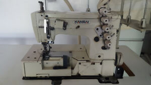 Industrial Sewing Machine - KANSAI