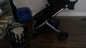 Britax be safe and be ready combo