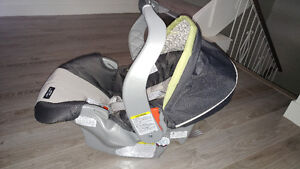 Graco Click & Connect Car Seat with base
