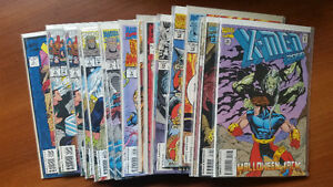 X-MEN 2099 #1-16 ALL NM FULL RUN BAGGED AND BOARDED BEST OFFER!