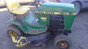 Tracteur jonh Deer 116