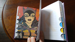 Catwoman address book mint condition