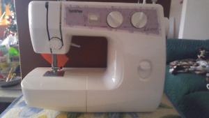 Brother LS-1717 sewing machine.