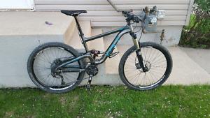 2016 GT Verb mountain bike (full suspension)
