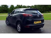 2017 Mazda CX-3 2.0 SE-L Nav Automatic Petrol Hatchback